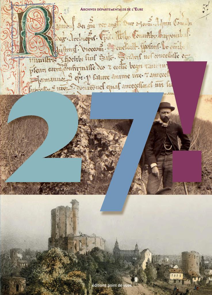 27 ! / [sous la direction de Ludivine Ponte et Thomas Roche] |