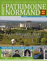 Patrimoine normand. 112, Janvier-mars 2020  