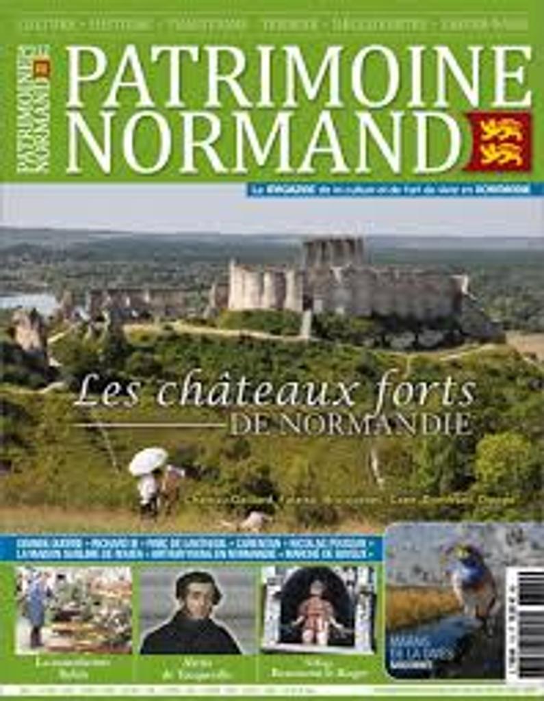 Patrimoine normand. 112, Janvier-mars 2020 |